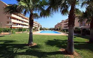venta apartamentos playa denia