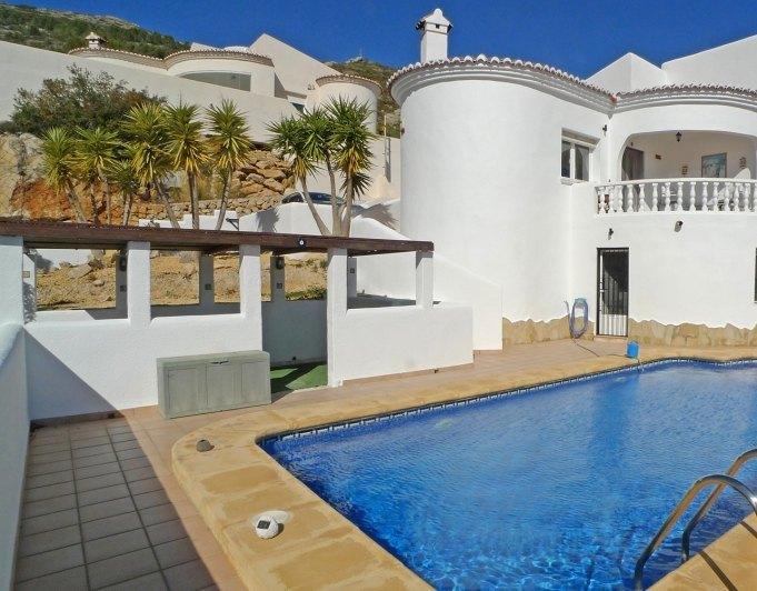 villa en jalon ·  280000€