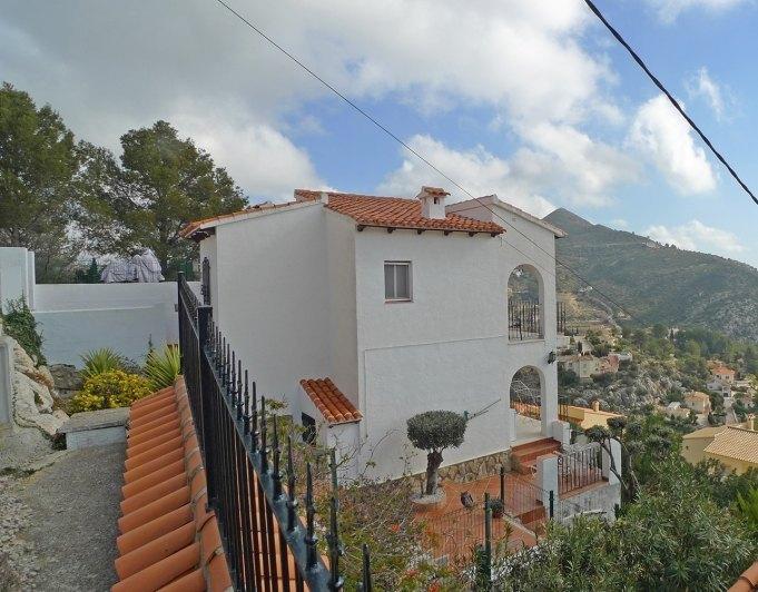 villa en alcalali ·  240000€