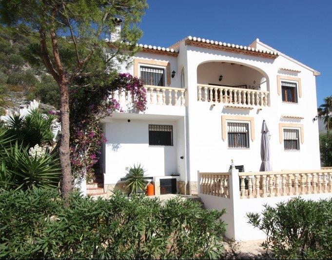 villa en tormos ·  255000€