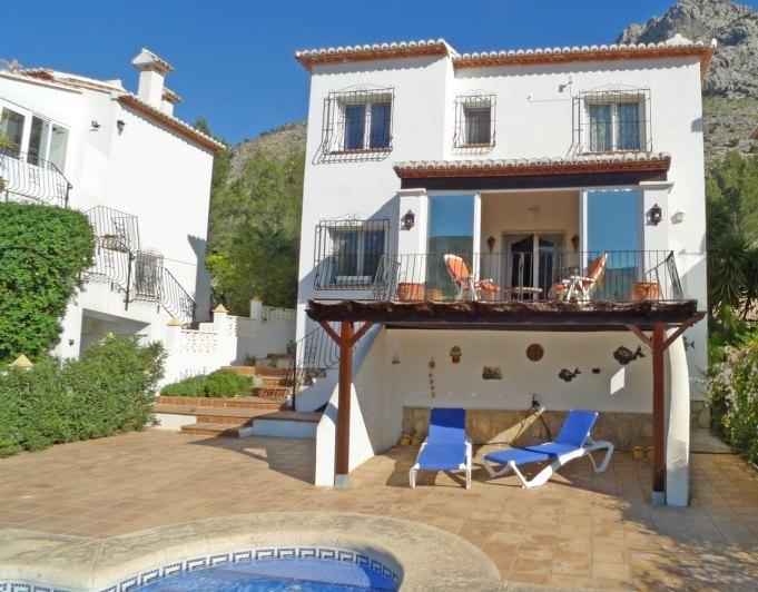 villa en benigembla ·  215000€