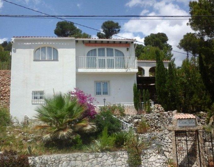 villa en parcent ·  269000€