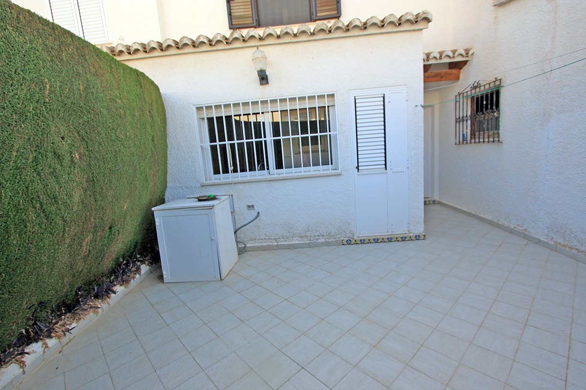 Townhouse in Denia Playa