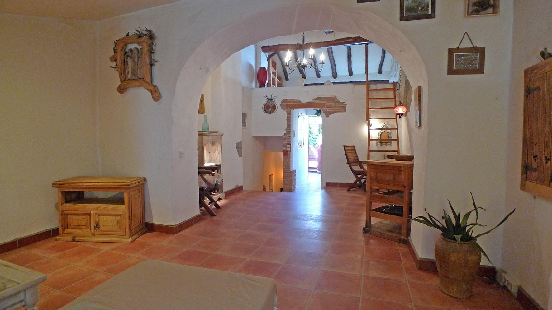Village house in Jalon