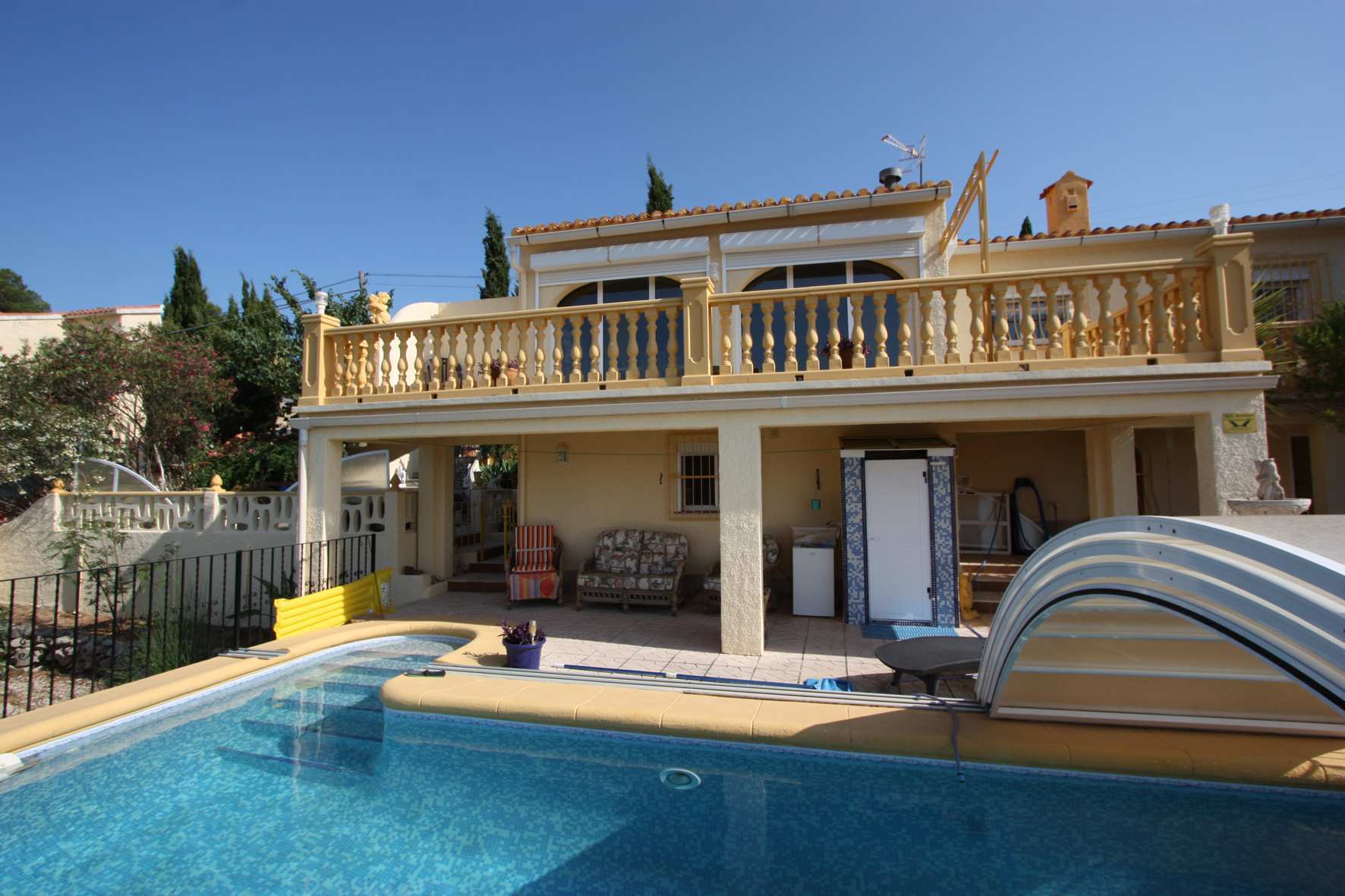 Villa in Benidoleig