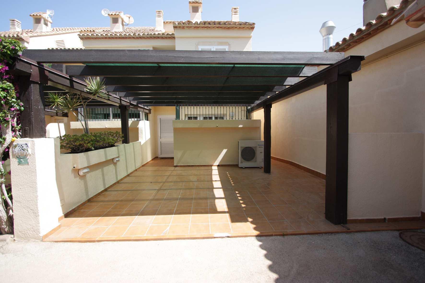Townhouse in Denia Marinas