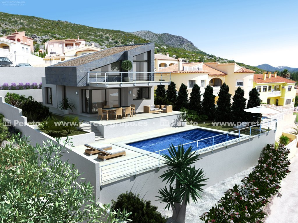 New Build in Tormos