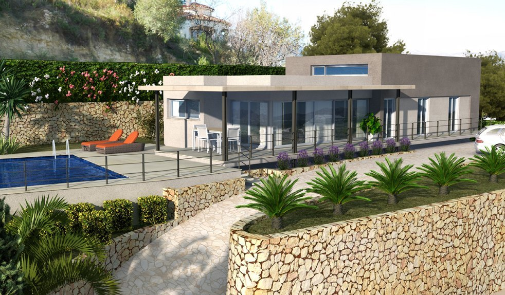 New Build in Orba