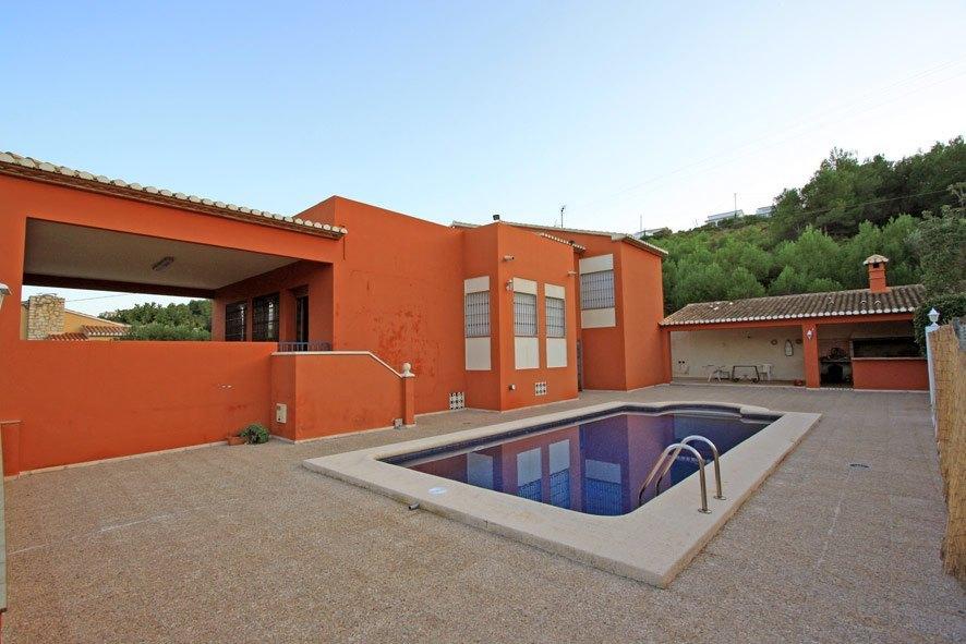 Villa in Denia Las Rotas