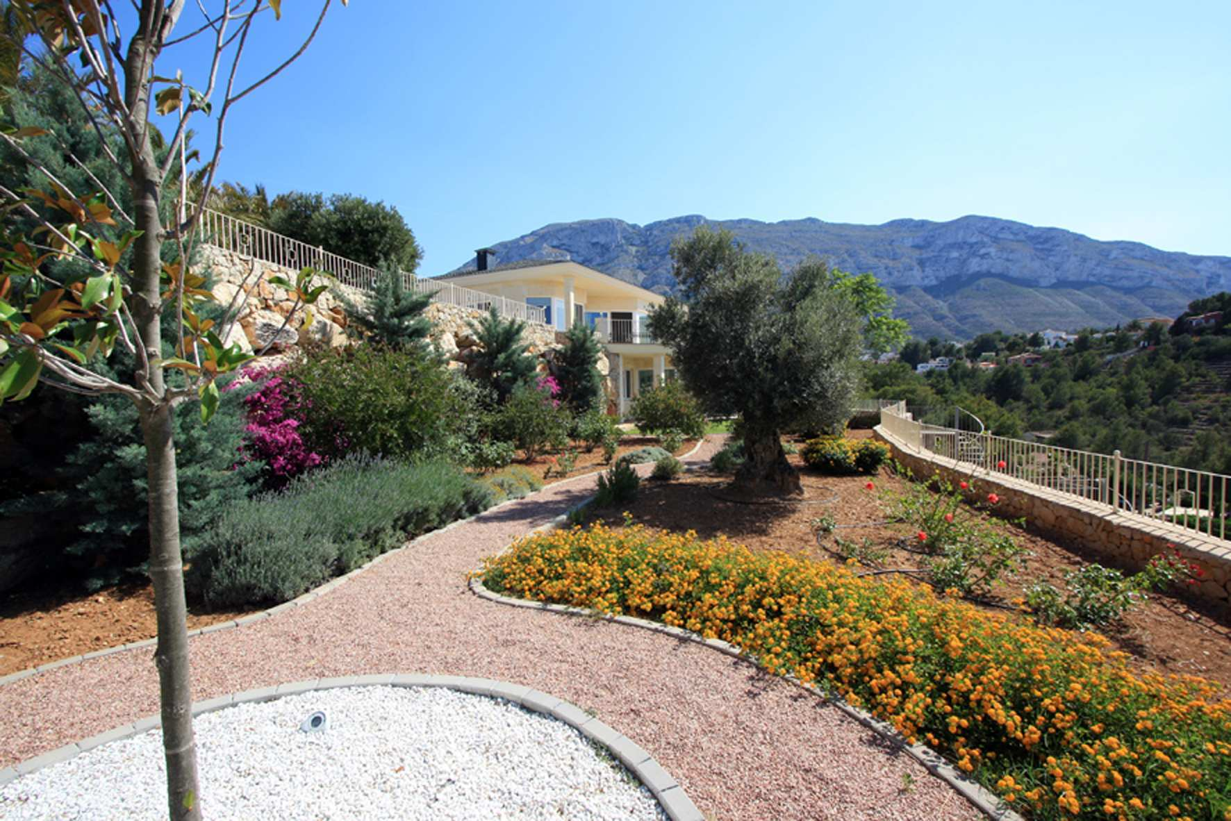 Villa in Denia Montgo