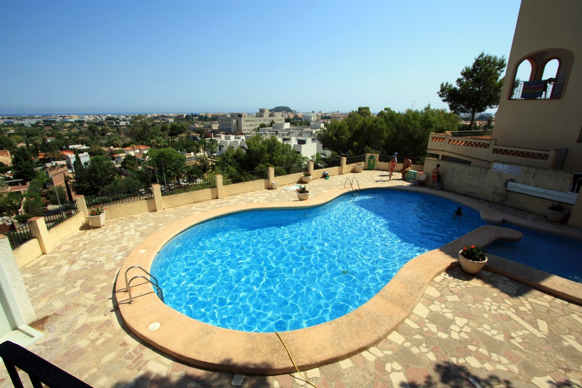 Apartment in Denia Montgo