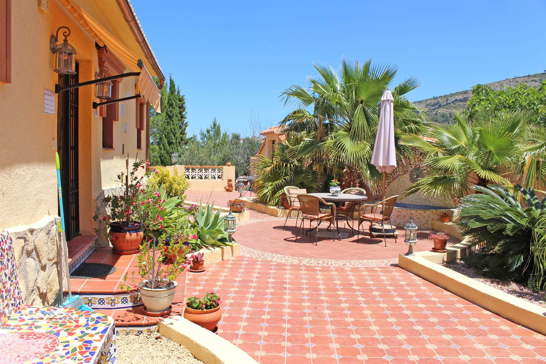 Villa in Parcent