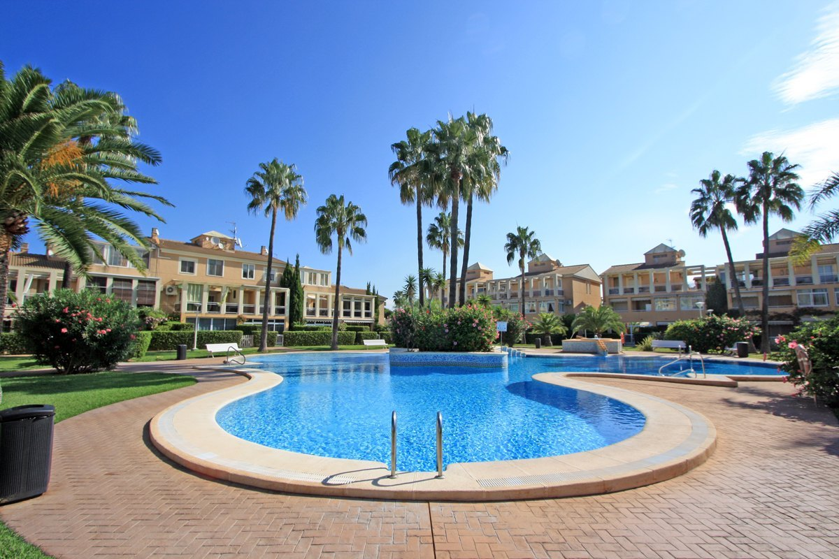Apartment in Denia Marinas