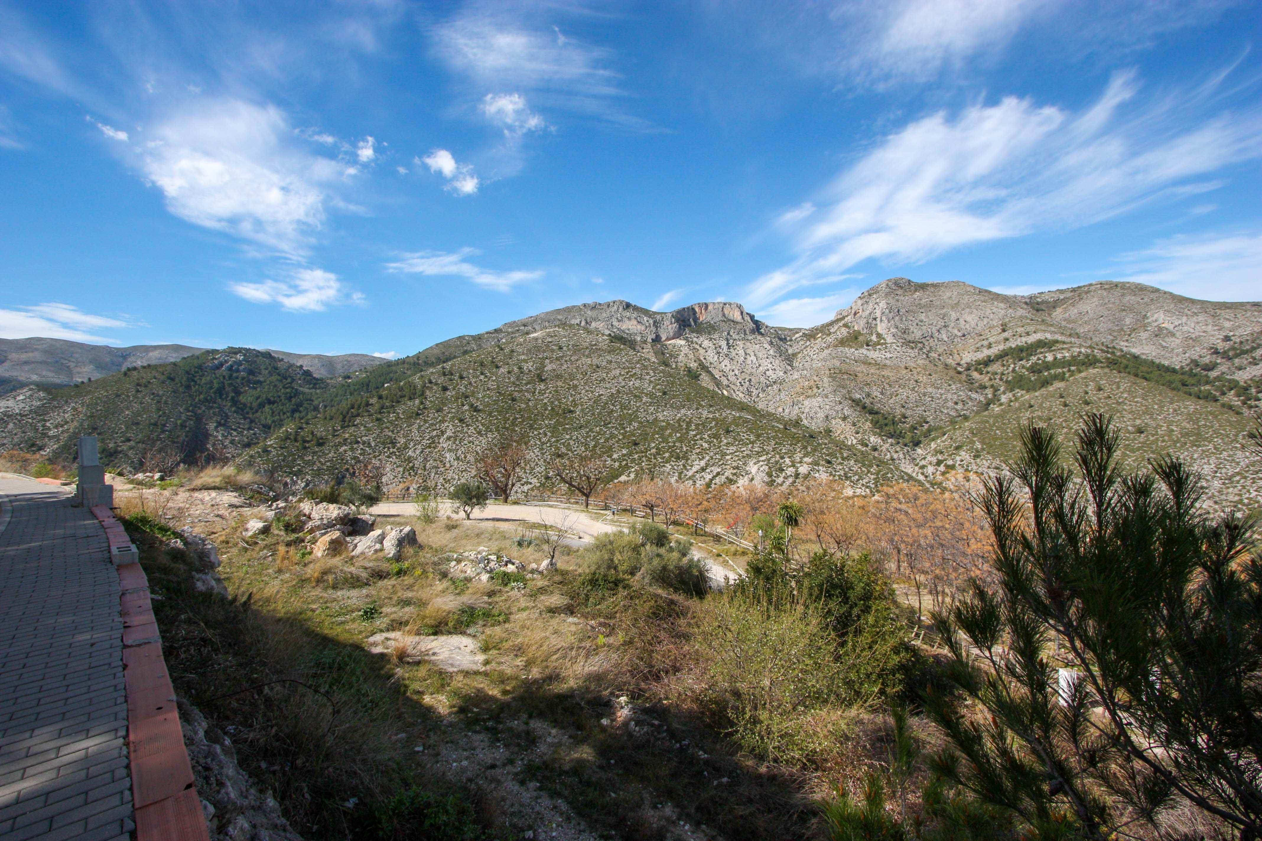 Plot in Vall de laguart