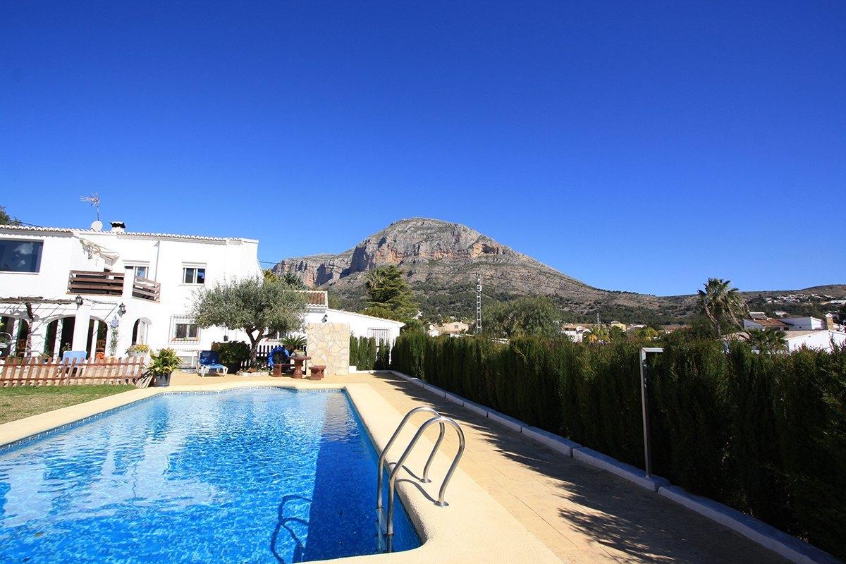 Villa in Javea Montgo