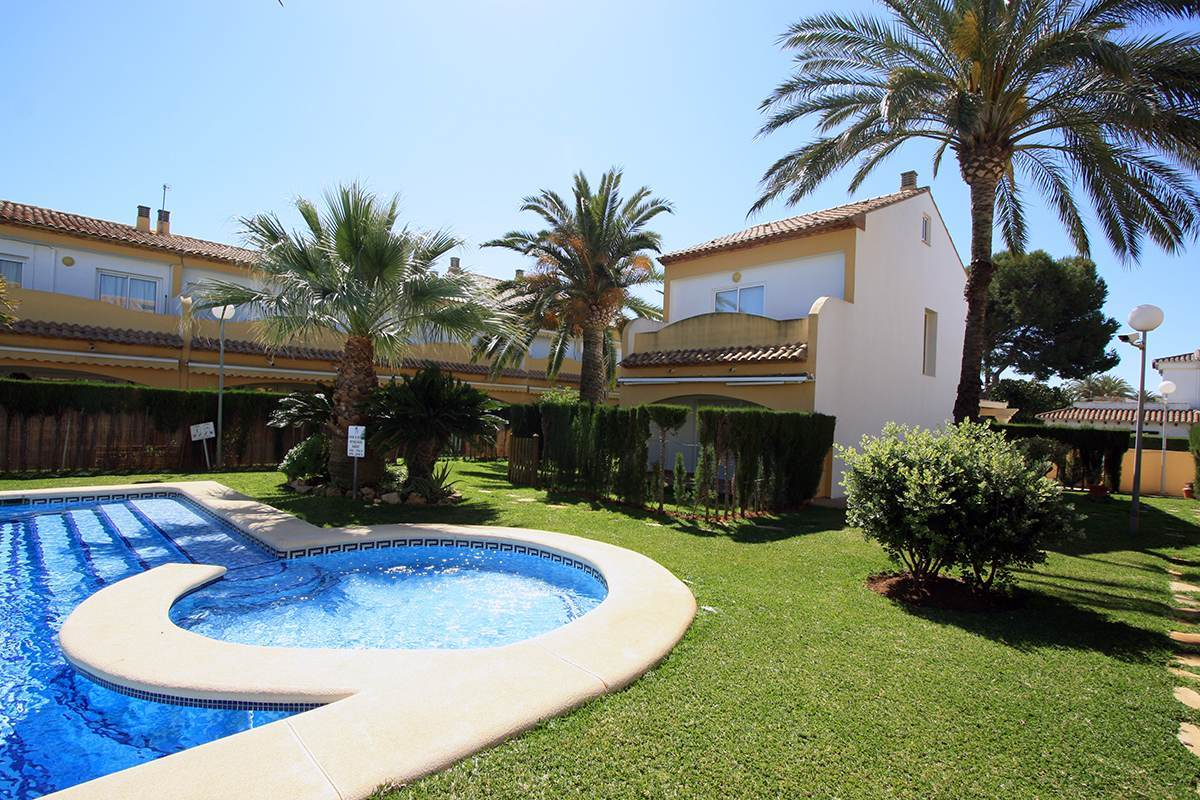 Villa in Denia Marinas