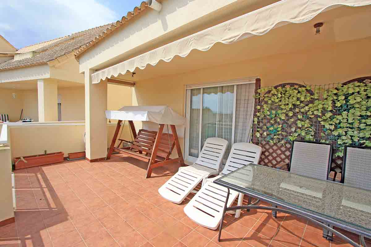 Penthouse in Denia Marinas
