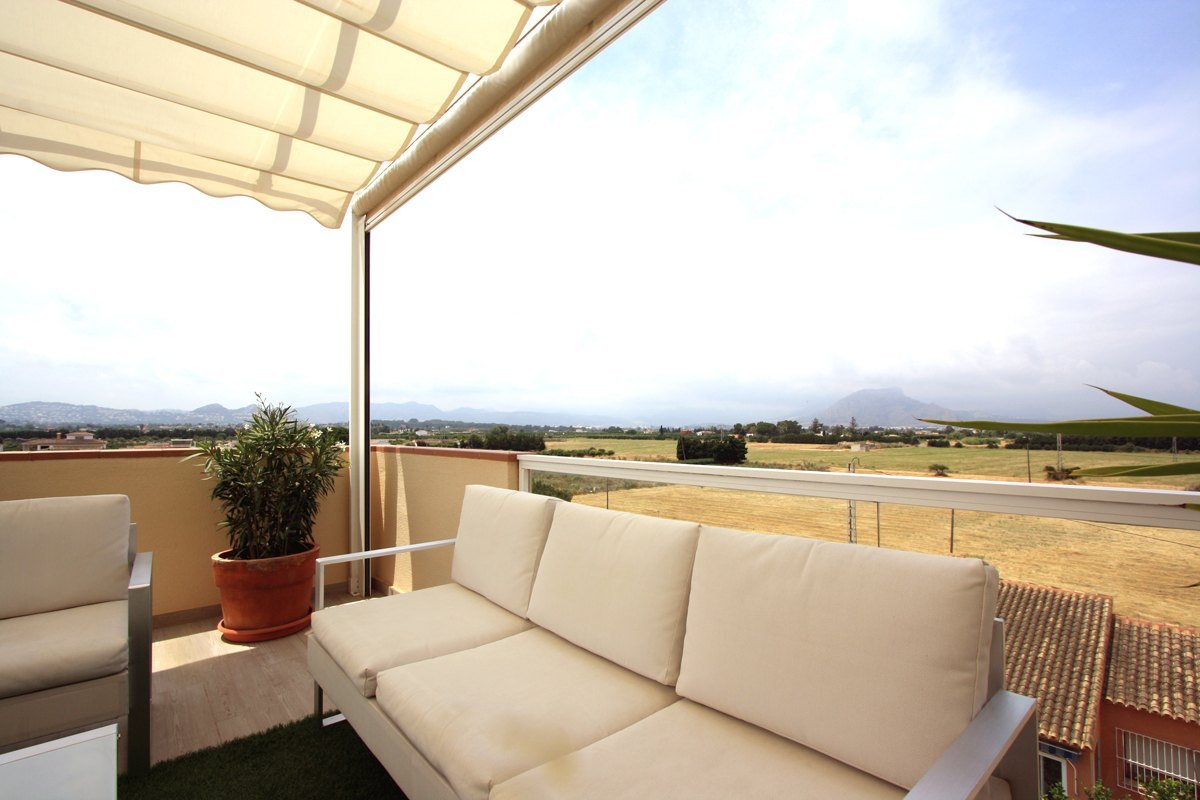 Penthouse in Denia Els Poblets