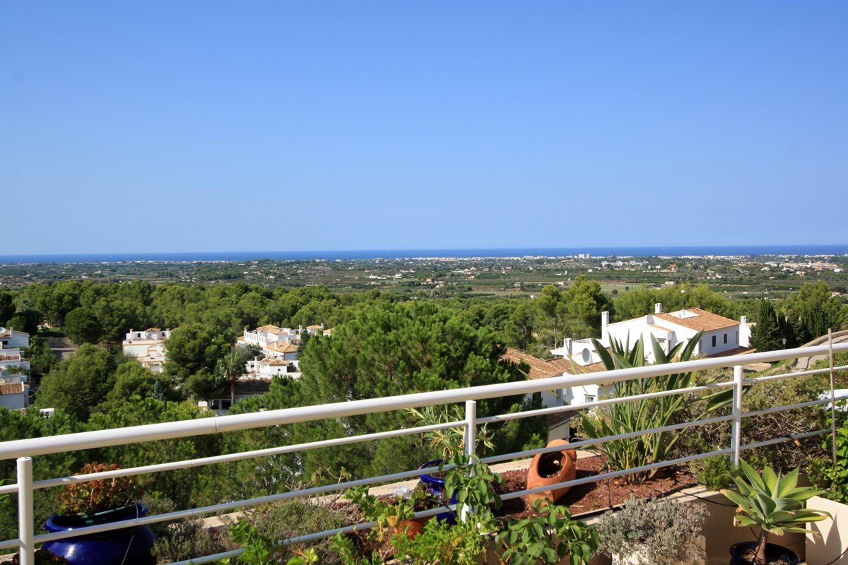 Apartment in Denia La Sella