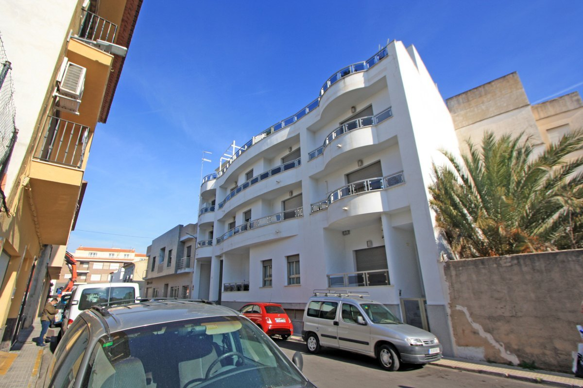 Penthouse in Pego Centro