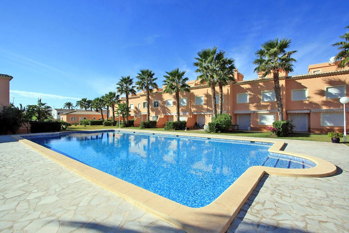 Townhouse in Denia Marinas
