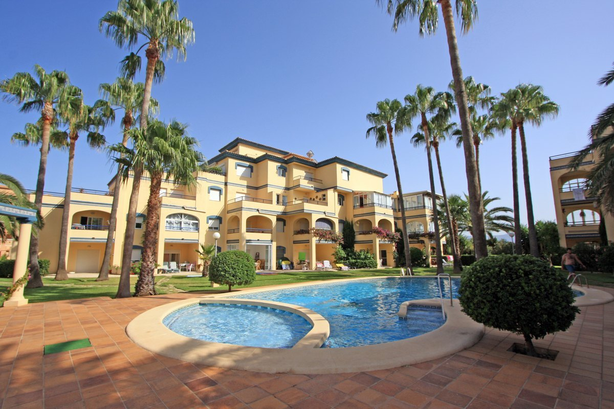 Apartment in Denia Playa